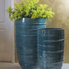 fioriere-ceramica-turquise