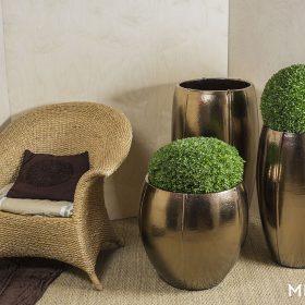 fioriere-oro-ceramica