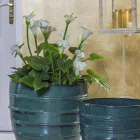 fioriere-turchese-moderne
