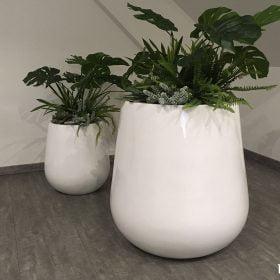 posude-za-cvijece-bijele-velike-okrugle