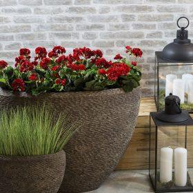 posude-za-cvijece-plasticne-duge-visoke-smeda