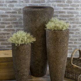 posude-za-cvijece-plasticne-smeda