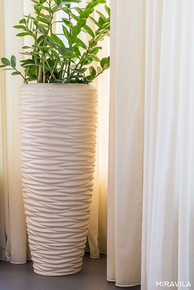 Fiberglass ili staklo plastika posude za cvijeće. Najbolji ...